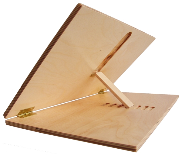 Adjustable Wooden Writing Slope Large 24 Quot