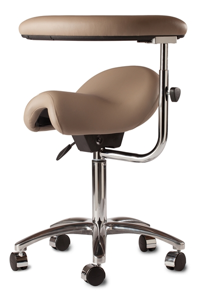 Hager Bambach Saddle Stool with optional Swing Arm  sc 1 st  Back Designs Inc & Hager Bambach Saddle Stool for Dental Practitioners islam-shia.org