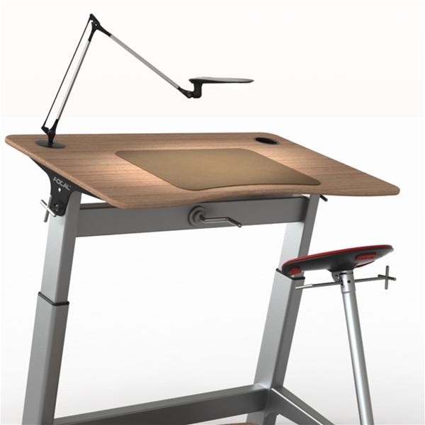 Locus Desk Workstation By Focal Upright Furniture