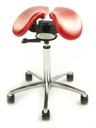 Salli SwingFit Saddle Seat with Adjustable Width