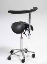Elbow Rest For The Salli Saddle Stool
