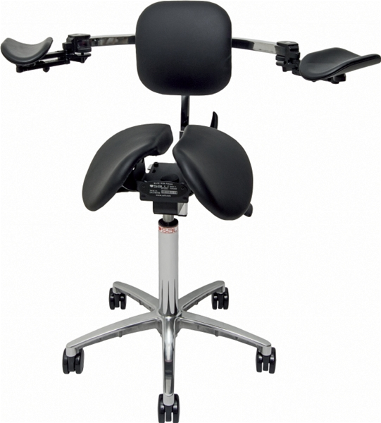 ErgoRest Arms for Salli Saddle Seats